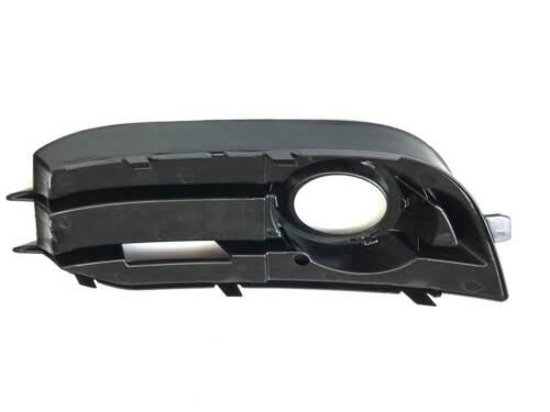 Nebelscheinwerfergitter Lüftungsgitter Gitter NSW Rechts Chromring Audi A1 10-15