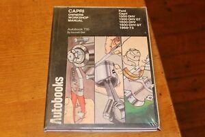 Ford-Capri-Autobooks-Owners-Workshop-Manual-735-1968-1973-Haynes-Autobook