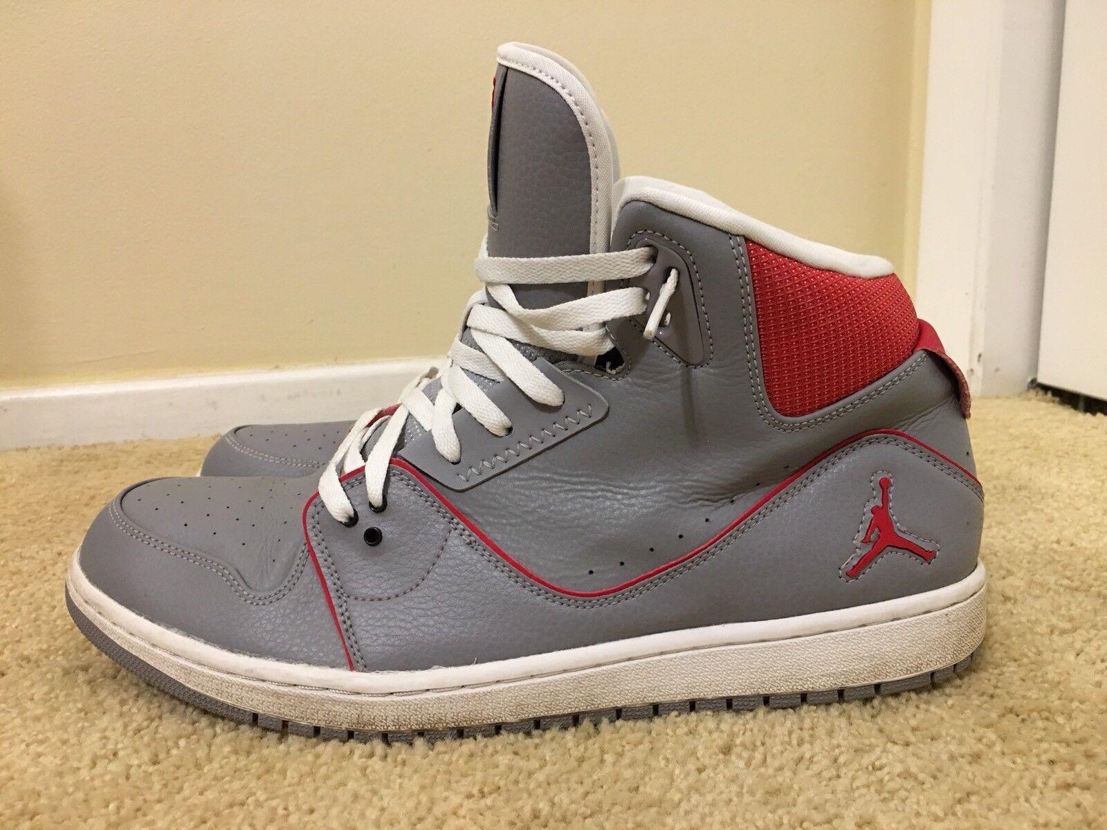 Nike 555798-019, Air Jordan 1 Flight, 555798-019, Nike gris / rojo, Hombre Basketball Shoes, comodo precio de temporada corta, beneficios de descuentos 39ba18