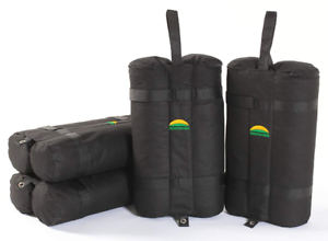 Canopy Weight Bags Tent Sand 40 Lbs 4 Pack Instant Legs ...