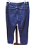 Wrangler-Womens-16X30-Mom-Jeans-Relaxed-Fit-Cotton-Classic-Rise-Tapered-Leg-Blue thumbnail 3