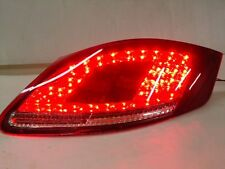 Porsche 987 Boxster Cayman Red / Smoke LED Tail Lights 2005 to 2008