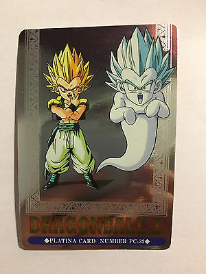 Qualificato Dragon Ball Z Hero Collection Silver Pc-32 Durevole In Uso