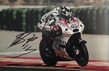 Scott Redding signed Moto GP 10x8 photo Image A UACC AFTAL Registered dealer