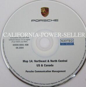porsche pcm 3 0 navigation cd 1a northeast north central. Black Bedroom Furniture Sets. Home Design Ideas