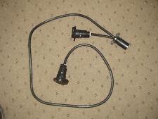 """RV Camper Trailer plug """"Y"""" Adapter 5' cord 1MA 2FM  7"""