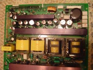 LCDalternatives Repair Kit Not The Entire Board. Plasma TV LG ...