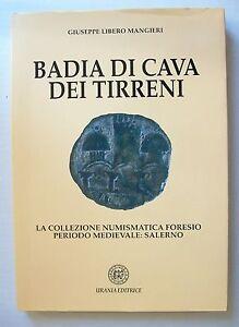 G-L-Mangieri-BADIA-CAVA-DEI-TIRRENI-Collezione-Foresio-Monete-di-Salerno-1995