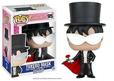 FUNKO POP - Tuxedo Mask - Sailor Moon Animation - Vinyl Figure #95