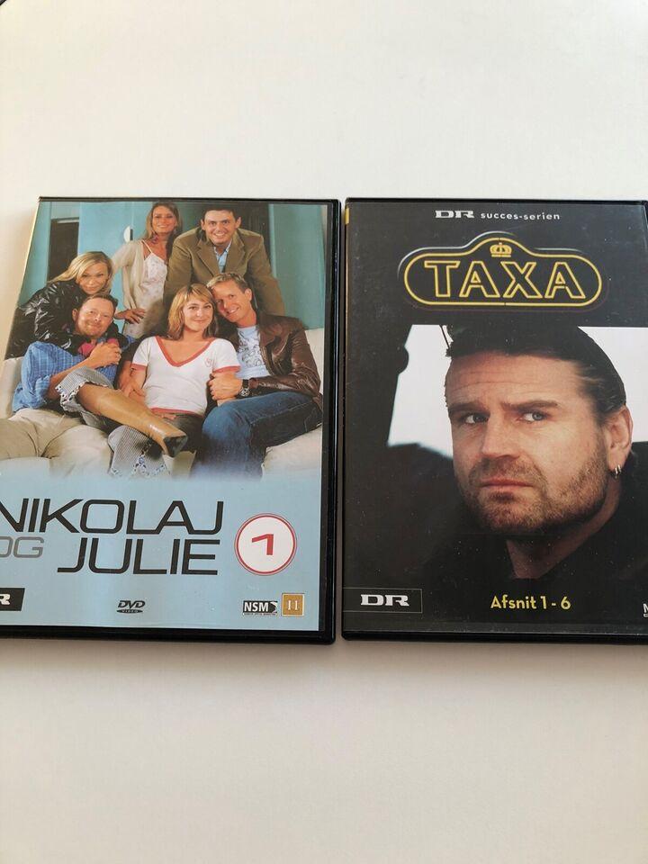 Blandet film, DVD, andet