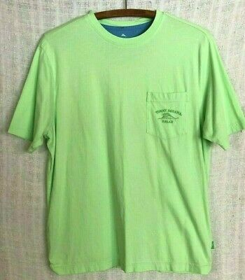 Tommy Bahama Men/'s Green Bali Sky T-Shirt Sizes S Brand New XL