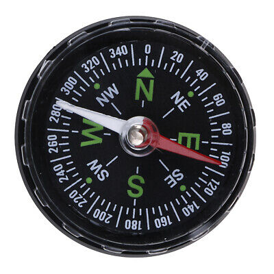 3in1 Multifunktions Camping Wandern Karabiner Keychain Kompass Thermometer S Tb