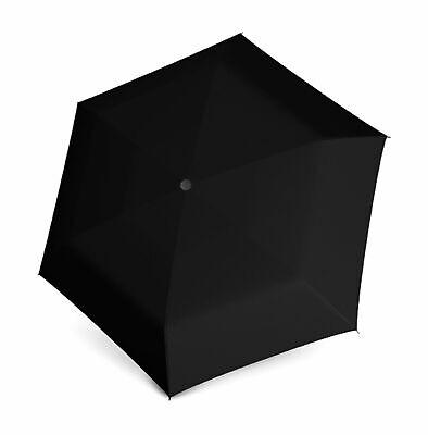 Bello Doppler Ombrello Fiber Havanna Uni Black