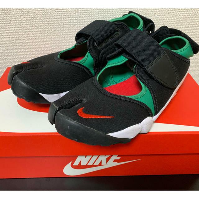 entrada pista élite  Nike Air Rift QS 789491-066 Black Atom Red Forest White Size 12 for sale  online | eBay