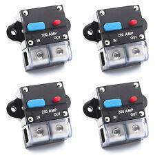 100 - 300 A Automatische Sicherung Automat Automatik Schalter Auto KFZ 12V / 24V