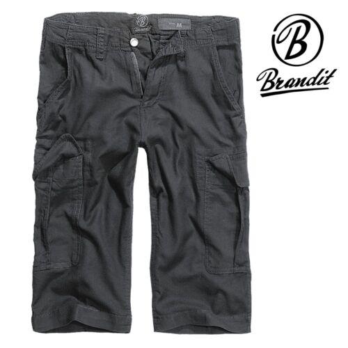 Brandit Frauen Woman Havannah Vintage Hose Pants Trousers Kurze Hose Bermuda
