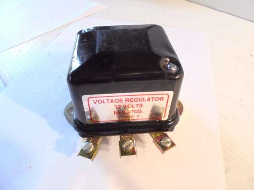 DELCO GENERATOR VR220 Voltage Regulator TRACTOR MASSEY FERGUSON CASE FORD KOHLER
