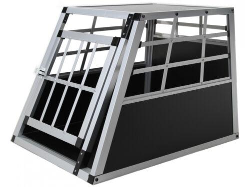 Box pour chien Alu Jalano box pour chien S - Box de transport Alubox Gitterbox
