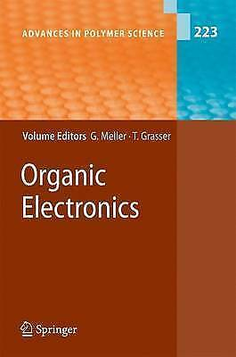 Organic Electronics (Advances in Polymer Science) by