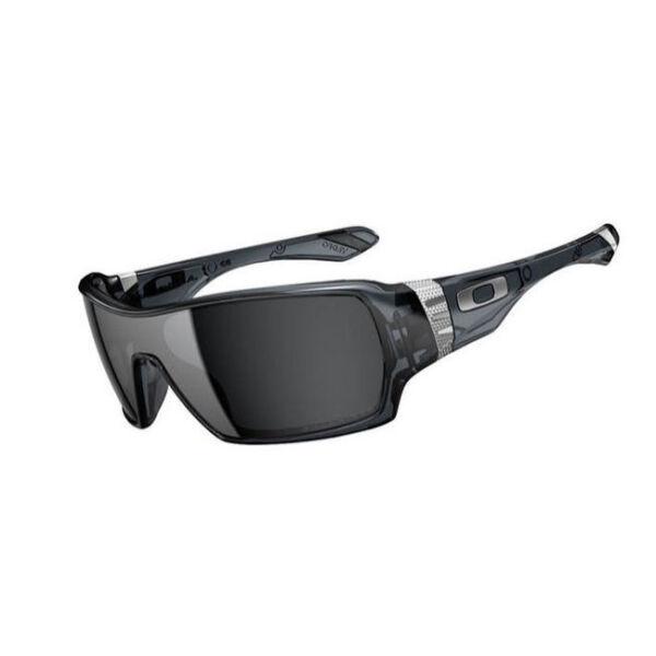 99f1fb15d76 Oakley OO9190-05 Polarized Offshoot Black Iridium 132mm Lens Sunglasses for  sale online