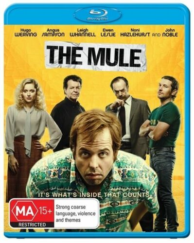 1 of 1 - The Mule - New/Sealed Blu Ray Region B