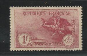 FRANCOBOLLI-1926-27-FRANCIA-PRO-ORFANI-MLH-E-1496