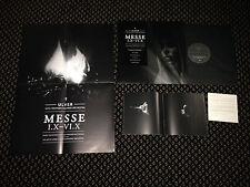 ULVER - Messe I.X - VI.X (Limited Edition Band Pressing) BLACK VINYL BRAND NEW!