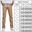 Mens-Formal-Work-Slacks-Dress-Pants-Slim-Fit-Straight-Casual-Trousers-Business thumbnail 3