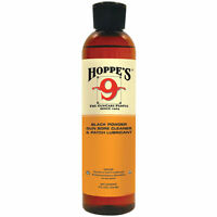 Hoppes No. 9 Black Powder Gun Bore Cleaner (8 Oz)