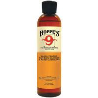 Hoppes No. 9 Black Powder Gun Bore Cleaner (8 Oz)