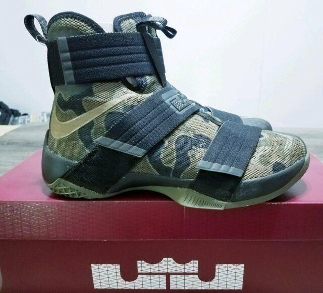 size 40 36a21 b17ec 2016 Nike Lebron Soldier 10 SFG