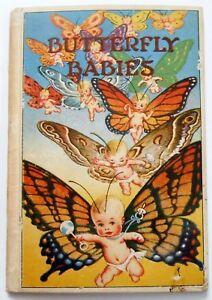1917 George O Butler Erfly Babies