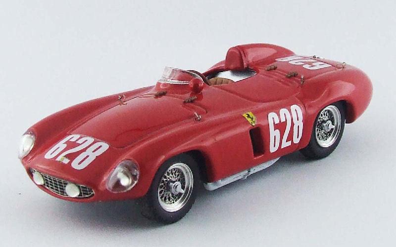 Ferrari 500 Mondial  628 Retirojo Mille Miglia 1965 L. Taramazzo 1 43 Model 0288