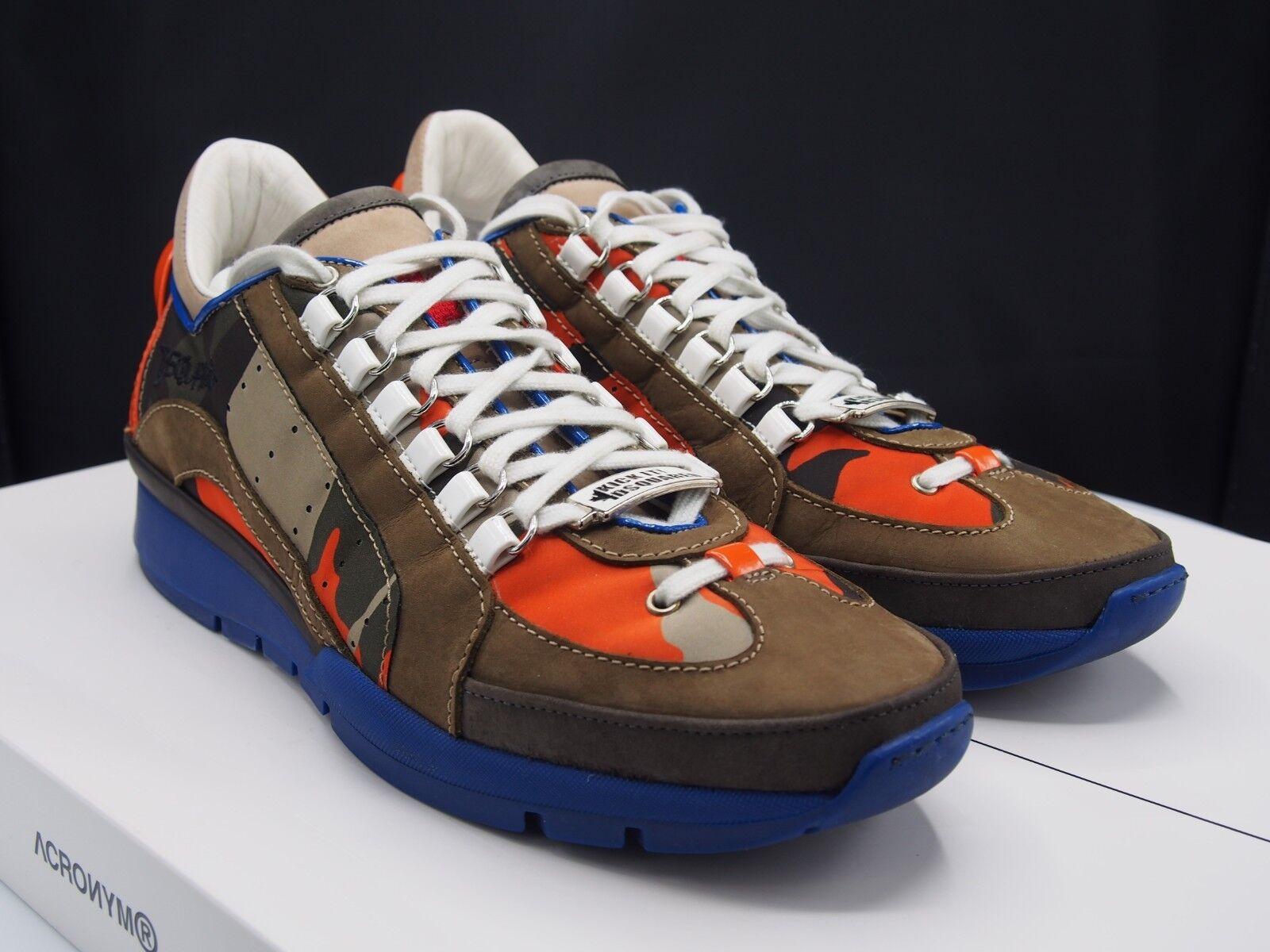 DSquarojo 2 Tech Camo Zapatillas De Hombre  11 US