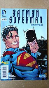 BATMAN-SUPERMAN-14-SELFIE-VARIANT-FIRST-PRINT-DC-COMICS-2014-JUSTICE-LEAGUE