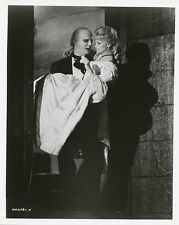 LESLIE NIELSEN MARY ANN BECK ROD SERLING'S NIGHT GALLERY ORIG 1971 NBC TV PHOTO