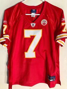 best service bd1a7 9eae5 Details about Reebok Women's Premier NFL Jersey Kansas City Chiefs Matt  Cassel Red sz M
