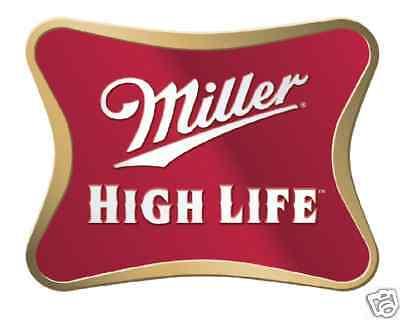 Miller high life Hobie cat national championship sticker