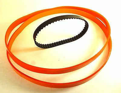 2 DRIVE BELTS FOR SHOP FORCE CBS-1600  BAND SAW MADE IN USA  CBS1600