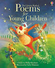 Little Book of Poems for Young Children by Usborne Publishing Ltd (Hardback, 2006)