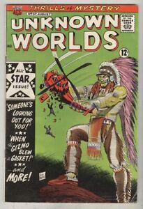 Unknown-Worlds-57-August-1967-VG-Last-Issue