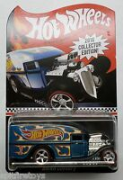 Hot Wheels 2016 Kmart Blown Delivery Mail-away Real Riders In Protector