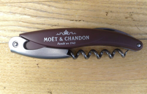 Moet /& Chandon Brown Bottle Opener