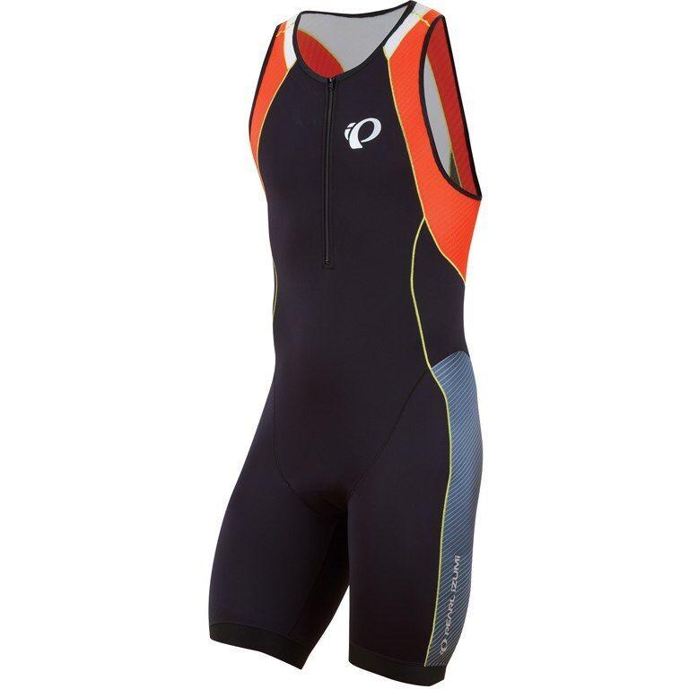 Pearl Izumi  ELITE In-R-Cool Men's Trisuit Triathlon Suit Mandarin Red 13111301  support wholesale retail