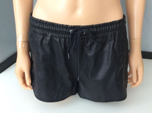 10 Custodi sintetica pelle taglia in Mini Uk Custodi Shorts aqZUR