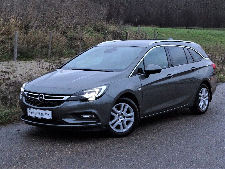 Opel Astra Billede 2