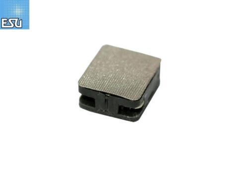 OVP Schallkapsel selbstklebend NEU ESU 50326 Lautsprecher 14mm x 12mm 8 Ohm m