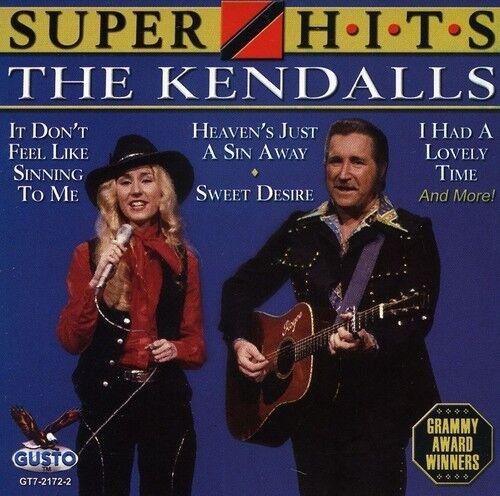 The Kendalls - Super Hits [New CD]