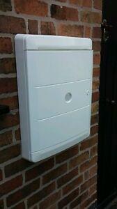 Meter Box Cover or Overbox - Repair Solution For Gas / Elec Meters