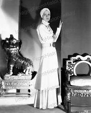 8x10 Print Greta Garbo Beautiful Fashion Portrait Movie ? #5154